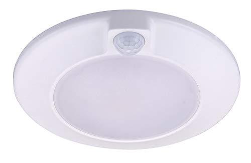 Cloudy Bay Motion Sensor Ceiling Light, 120V CRI90 10W 5000K Bright Day Light,6.5 inch LED Flush Mount Round...