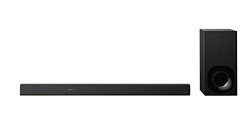 Sony Z9F 3.1ch Sound bar with Dolby Atmos and Wireless Subwoofer (HT-Z9F), Home Theater Surround Sound Speaker...