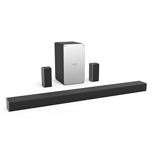 """VIZIO Sound Bar for TV, 36"""" 5.1 Surround Sound System for TV with Wireless Subwoofer and Bluetooth, Channel..."""