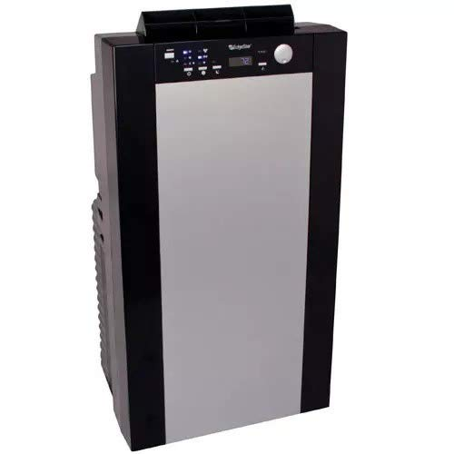 EdgeStar AP14001HS Portable Air Conditioner and Heater with Dehumidifier and Fan for Rooms up to 400 Sq. Ft....