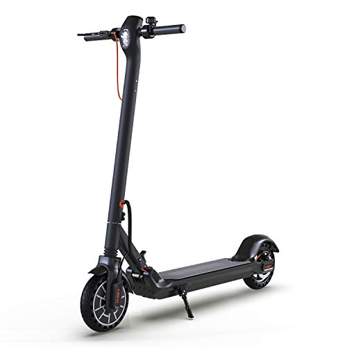 Hiboy MAX Electric Scooter - 350W Motor 8.5' Solid Tires Up to 17 Miles & 18.6 MPH One-Step Fold, Adult...