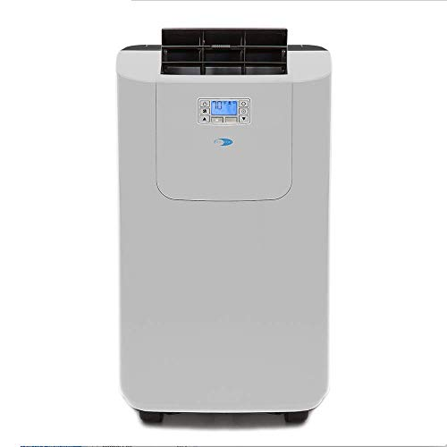 Whynter Elite ARC-122DHP 12,000 BTU Dual Hose Portable Air Conditioner and Heater, Dehumidifier, Fan with...