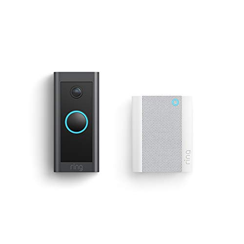 Introducing Ring Video Doorbell Wired with Ring Chime