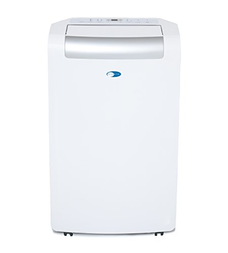 Whynter ARC-148MS 14,000 BTU Portable Air Conditioner, Dehumidifier, Fan with 3M and SilverShield Filter for...