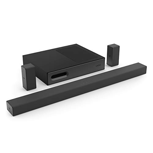 """VIZIO Sound Bar for TV, 36"""" 5.1 Channel Home Theater Surround Sound System with Wireless Subwoofer and..."""