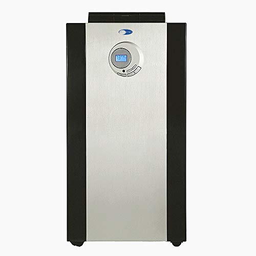 Whynter ARC-143MX 14,000 BTU Dual Hose 3-in-1 Portable Air Conditioner with 3M Antimicrobial Filter and...
