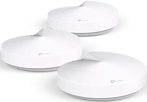 TP-Link Deco Mesh WiFi System –Up to 5,500 sq. ft. Whole Home Coverage and 100+ Devices,WiFi Router/Extender...