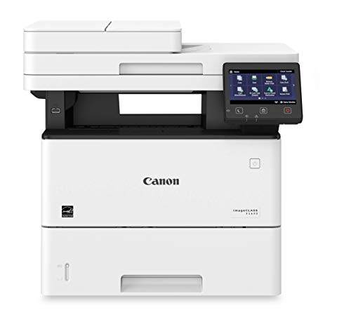 Canon imageCLASS D1620 (2223C024) Multifunction, Wireless Laser Printer with AirPrint, 45 Pages Per Minute and...