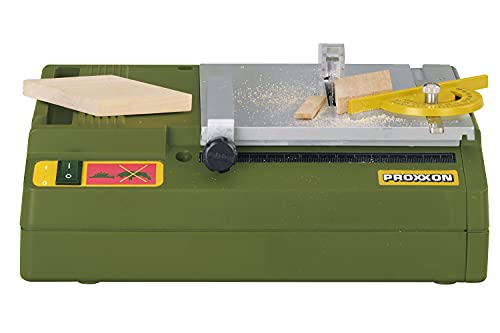 PROXXON Bench Circular Saw KS 115, 37006 , Green