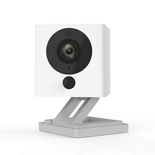 Wyze Cam 1080p HD Indoor Wireless Smart Home Camera with Night Vision, 2-Way Audio, Works with Alexa & the...