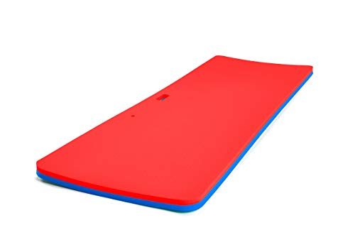 Floatation iQ Personal Floating Oasis - Premium Floating Water Pad/Pool Mat/Lounger - Made in USA w/Durable...