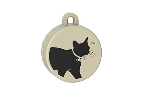 CAT TAILER The Small and Light Bluetooth Waterproof Cat Tracker with 328 ft Range and 6 Month Battery Life |...