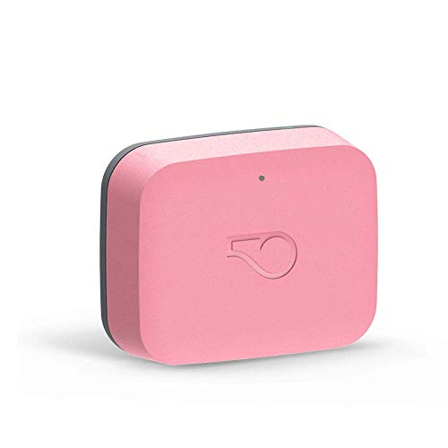 Whistle Go/Health & Location Tracker for Pets/Blush