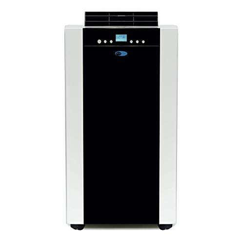 Whynter ARC-14SH 14,000 BTU Dual Hose Portable Air Conditioner, Dehumidifier, Fan & Heater with Activated...