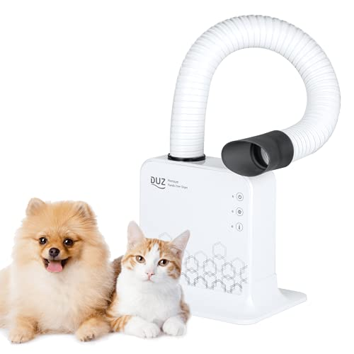 DUZ dog dryer / forced air dryer for dogs / pet blower / dog grooming blower / dog dryers grooming...