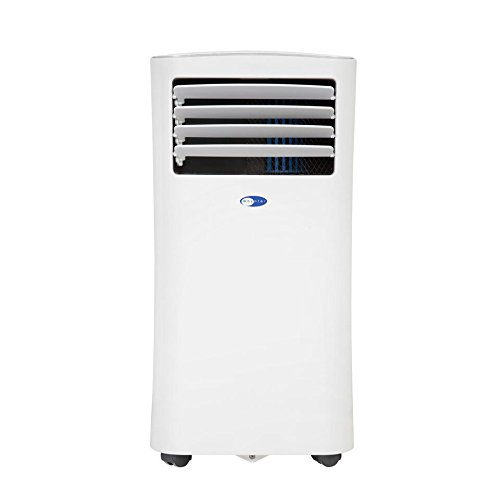 Whynter ARC-102CS Compact Size 10,000 BTU Portable Air Conditioner, Dehumidifier, Fan with 3M and SilverShield...