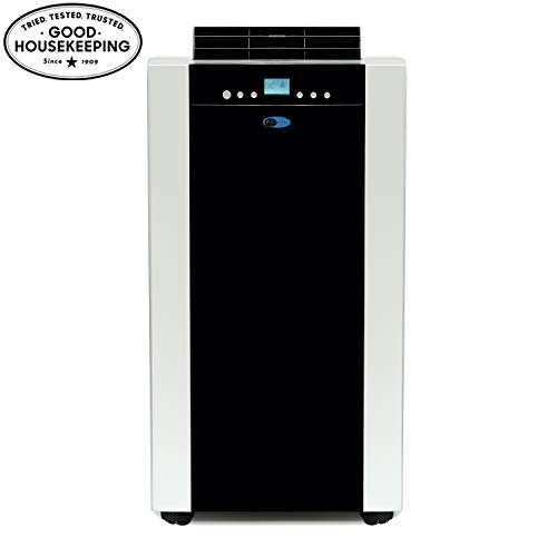 Whynter ARC-14S 14,000 BTU Dual Hose Portable Air Conditioner, Dehumidifier, Fan with Activated Carbon Filter...