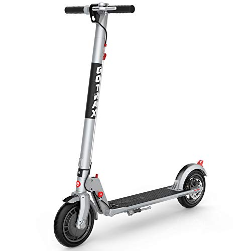 GOTRAX XR Ultra Electric Scooter, LG Battery 36V/7.0AH Up to 18 Miles Long-range, Powerful 300W Motor & 15.5...