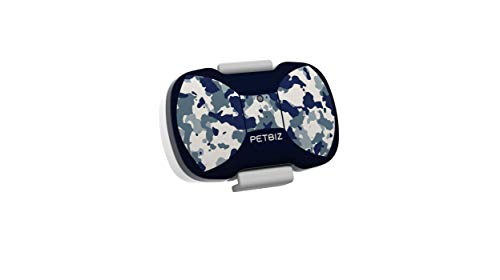 PETBIZ G20 GPS Pet Tracker, 30 Days Battery Life, IPX7 Waterproof Light Weight Compact GPS Tracker for Cat and...