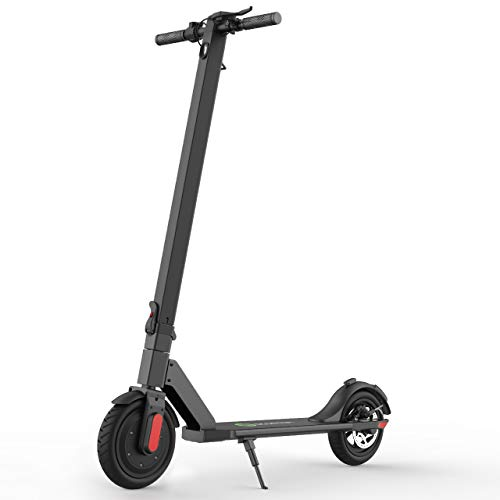 MEGAWHEELS S5 Electric Scooter, 13 Miles Long Range Battery, Up to 15.5 MPH, 8.5' Pneumatic Tires, Portable...
