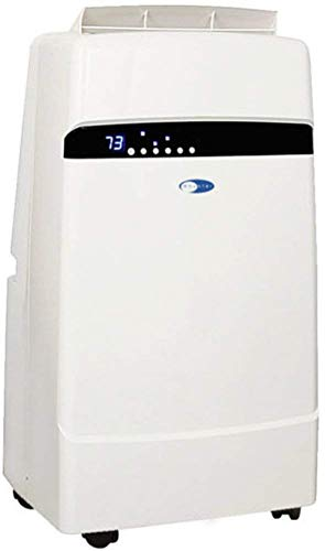 Whynter ARC-12SD 12,000 BTU Dual Hose Portable Air Conditioner, Dehumidifier, Fan with Activated Carbon Filter...