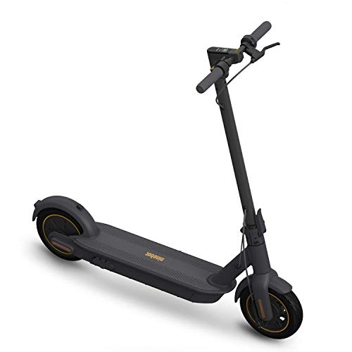 Segway Ninebot MAX Electric Kick Scooter, Up to 40.4 Miles Long-range Battery, Max Speed 18.6 MPH, Foldable...