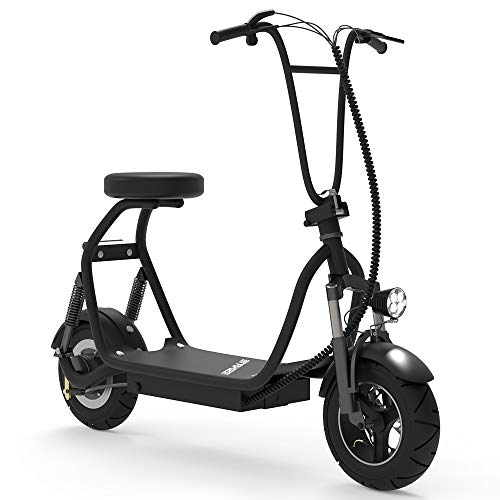 SKRT Electric Bicycle/E-Bike/Scooter 350W 48V 18.6 Miles Long-Range Battery Foldable Easy Carry Portable...