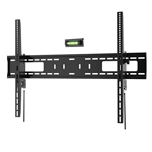 "Promounts Apex Tilt TV Mount Bracket for 60-100"" Flat/Curved TVs up to 300 lbs, VESA from 200x200 to 900x600..."