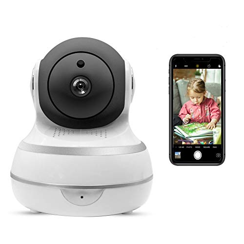 Home Security Camera 1080 HD IP Camera Indoor Baby Monitor Wireless Smart WiFi Dome Camera Surveillance System...
