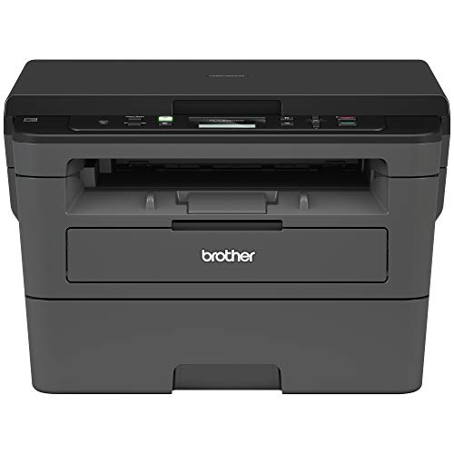 Brother Printer RHLL2390DW Monochrome Printer with Scanner and Copier (Renewed)
