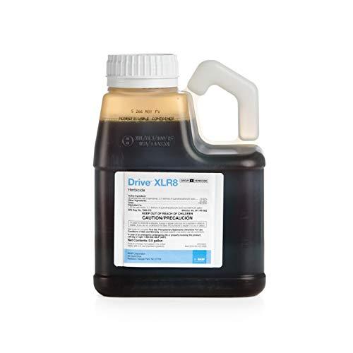 BASF Drive XLR8 Crabgrass Herbicide (1/2 Gallon, 64 OZ.)