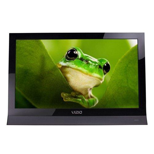 VIZIO E191VA 19-Inch 60Hz LED LCD Class Edge Lit Razor HDTV (Black)