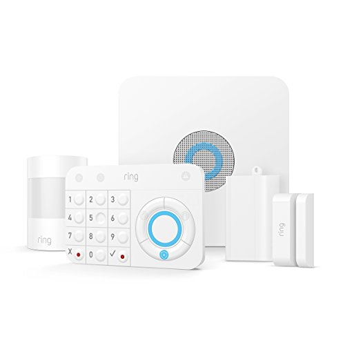 Ring Alarm 5 Piece Kit – Home Security System with optional 24/7 Professional Monitoring – No long-term...