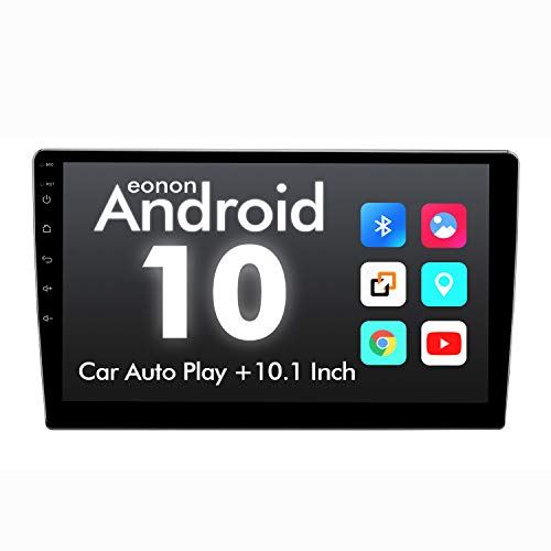 2020 Double Din Car Stereo,Android 10 Radio with Bluetooth 4.0, Eonon 10.1 Inch Car Radio Android Head Unit...