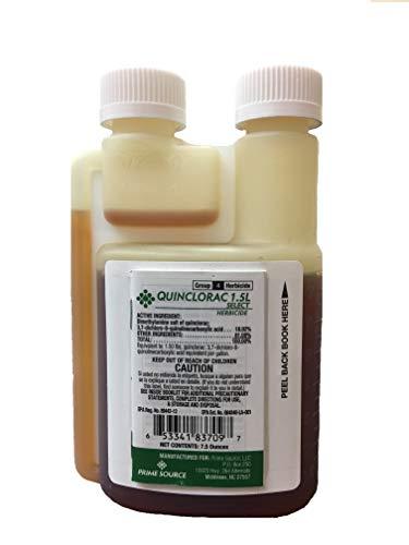 Primesource Quinclorac 1.5 Select (Drive XLR8) Liquid Crabgrass Killer 7.5 Ounces