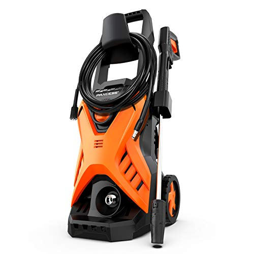 Paxcess Power Washer 2300 PSI 1.6 GPM Electric High Pressure Washer with Adjustable Spray Nozzle, Foam Cannon,...
