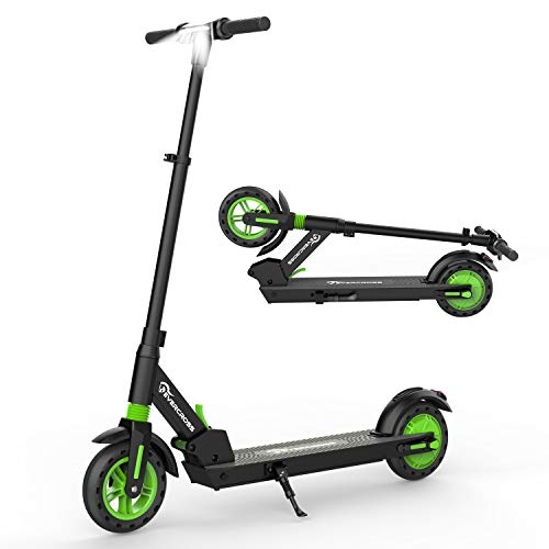 EVERCROSS Electric Scooter - 8' Tires, Folding Electric Scooter for Adults with 350W Motor Up to 15 MPH & 12...