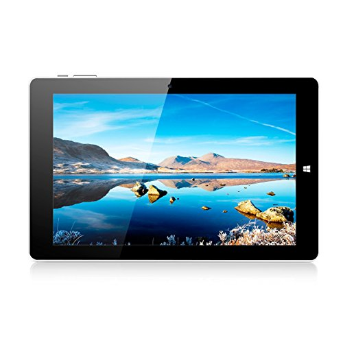 CHUWI Hi10 Pro 10.1' 2 in 1 Ultrabook Dual OS Windows10 + Android5.1 Tablet PC Intel Cherry Trail X5-Z8350...