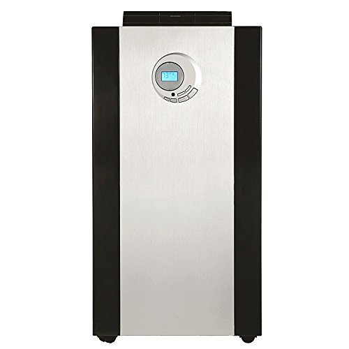 Whynter ARC-143MX 14,000 BTU Dual Hose Portable Air Conditioner, Dehumidifier, Fan with 3M Antimicrobial...