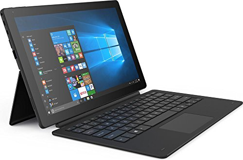 Linx Linx 12X64-12.5-Inch Tablet with Detachable Keyboard Intel Atom X5-Z8350 / 1.44 Ghz (1.92 Ghz Turbo) Quad...
