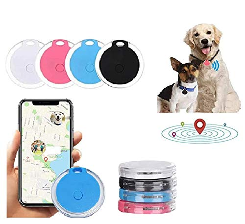 FRSH MNT Pet Tracker GPS Locater Dog Finder No Monthly Fee with Fence Alarm App Control Design Waterproof...