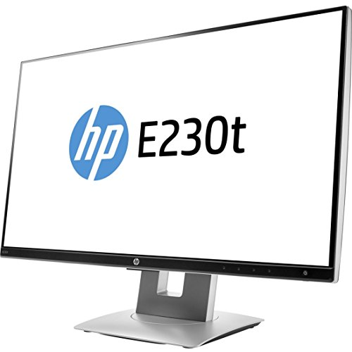 HP Business E230t 23' LED LCD Touchscreen Monitor - 16:9-5 ms