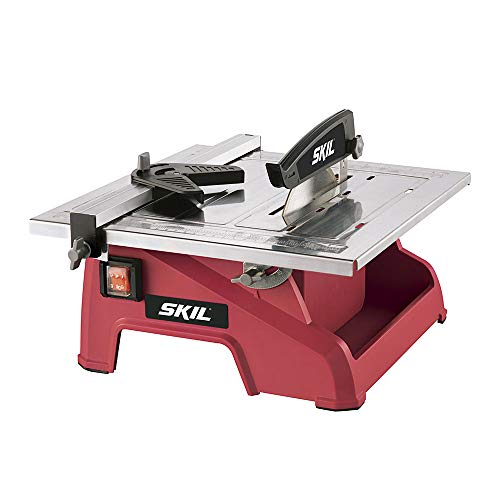 SKIL 3540-02 7-Inch Wet Tile Saw , Red