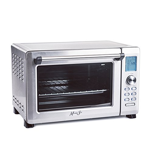 Morning Star - Extra Large - Infrared (No Preheat Needed) + Convection Countertop Digital Toaster Oven,...