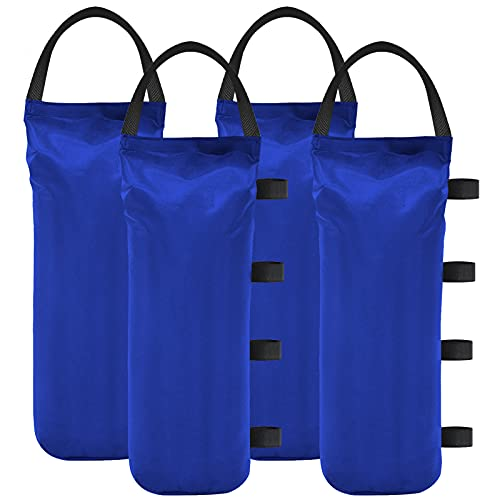 Eurmax 112 LBS Extra Large Pop up Gazebo Weights Sand Bags for Ez Pop up Canopy Tent Outdoor Instant...