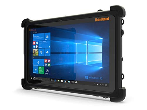 MobileDemand Flex 10B Rugged Touchscreen Tablet | Ultra Lightweight | 10.1-in Display | Windows 10 Pro |...