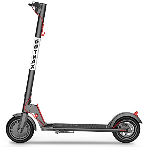 GOTRAX GXL V2 Commuting Electric Scooter - 8.5' Air Filled Tires - 15.5MPH & 9-12 Mile Range - Version 2...