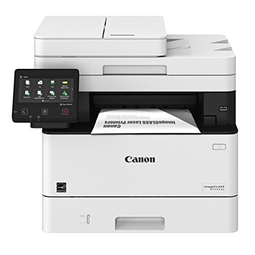 Canon imageCLASS MF424dw Monochrome Printer with Scanner Copier & Fax, Amazon Dash Replenishment Ready