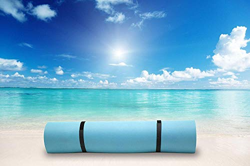 Floating Water Pad Blue Layer 9 x 6 Water Sports Mat Float Island Utility Mats