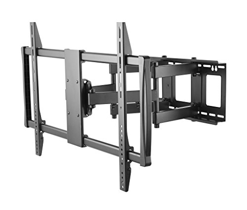 HumanCentric Full Motion Articulating TV Wall Mount Bracket | Fits 75, 80, 85, 90, 100' Flat Screen and Curved...